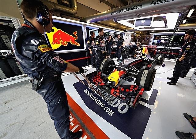 レッドブル、エクソンモービルと契約 | F1News | Formula Web -F1総合情報サイト-