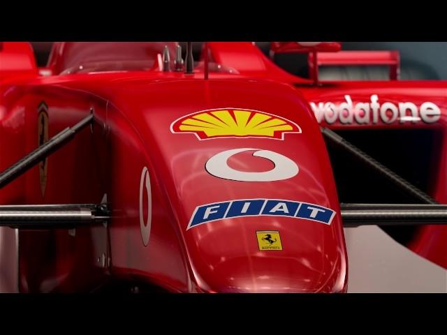 ユービーアイソフト、『F1 2017』のクラッシックマシンの映像を公開