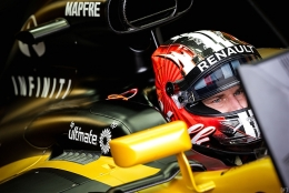 ヒュルケンブルグ、ルノーはドライビング・スタイルに合っている