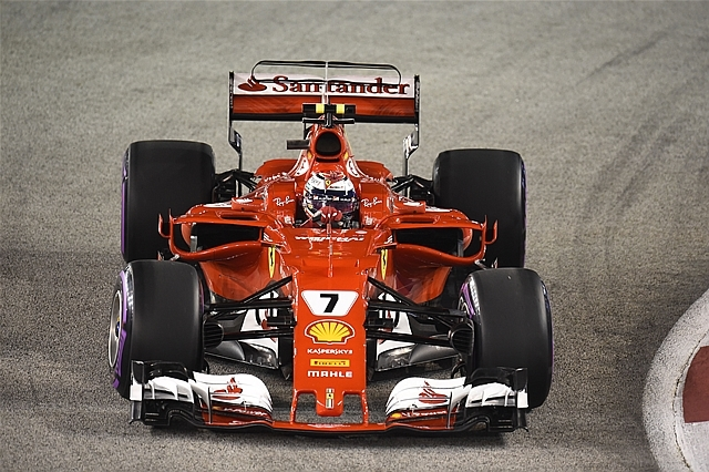 サンタンデール銀行、フェラーリへのスポンサードを終了