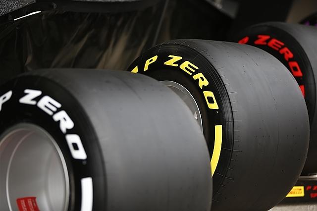 ピレリ、ドイツGPのコンパウンドを決定