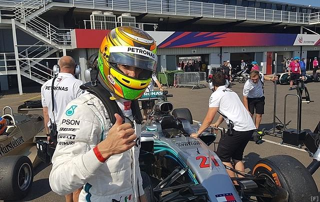 グティエレス、メルセデスAMGのシミュレータ・ドライバーに就任