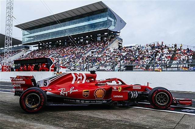 フェラーリ、不可能に挑戦する