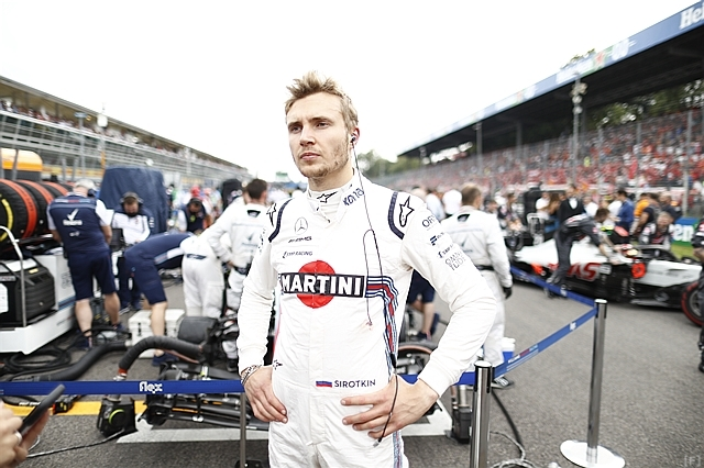 シロトキン、F1復帰は長期的な目標