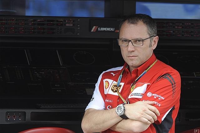 ドメニカリ元代表、フェラーリに復帰!?