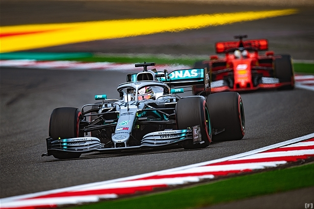 ロズベルグ、フェラーリは空力に問題を抱えている