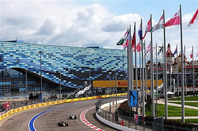 ピレリ、ロシアGPの投入コンパウンドを決定