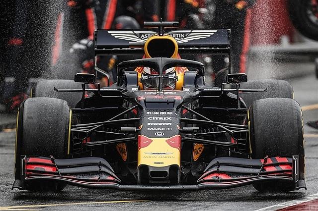 レッドブル、ドイツGPでのピットストップは史上最速