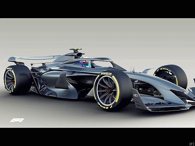 F1、2021年シーズンに向けた風洞実験モデルを公開