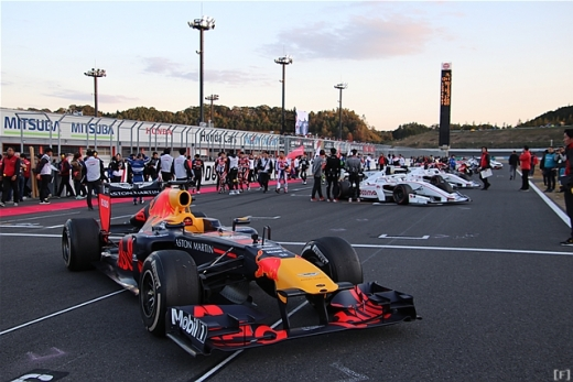 「Honda Racing THANKS DAY 2019」、1万7500人のファンがイベントを楽しむ