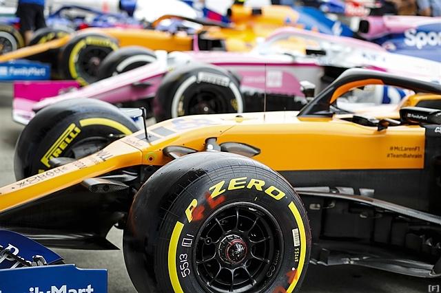ピレリ、来シーズンはタイヤ・プレッシャーを上げる必要性を強調