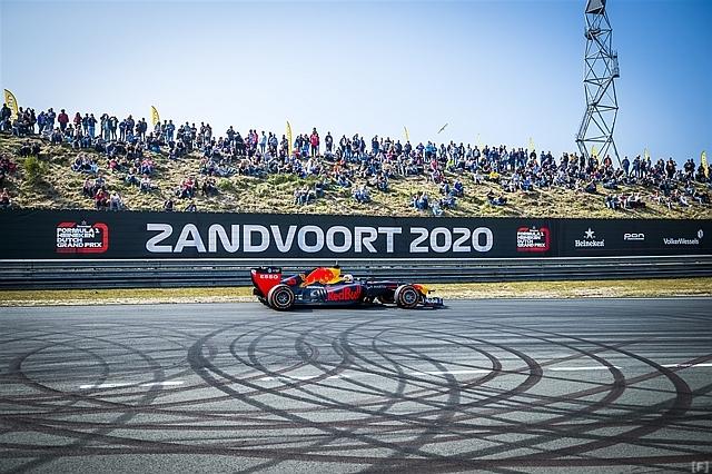 オランダGP、ドライバーには勇敢さが求められる