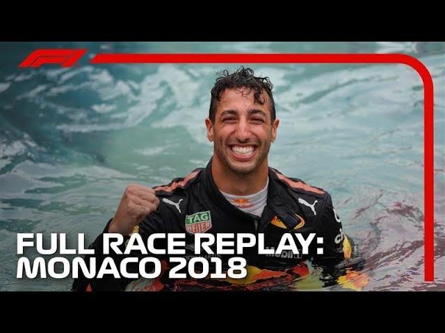 F1、「2018年モナコGP」を無料配信