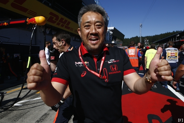 『F1 GPニュース』、山本雅史マネージングディレクターが出演