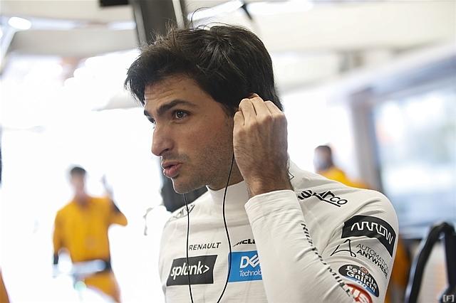サインツJr、チームにはフェラーリとの交渉をオープンにしていた
