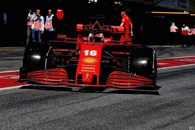 フェラーリ、F1ファクトリーを再開