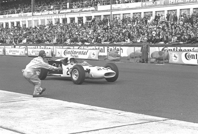 ホンダ、「F1への挑戦の始まり」公開