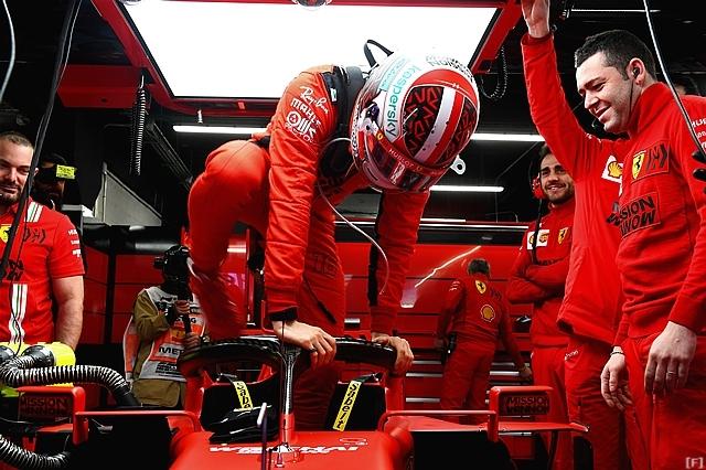 フェラーリ、ハンガリーGPでアップデートを投入
