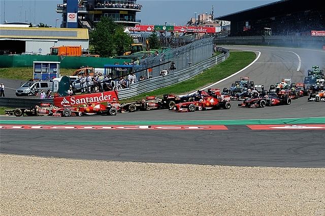 F1、ニュルブルクリンク/ポルティマオ/イモラでの開催決定