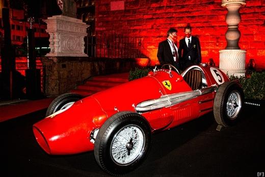 フェラーリ、1000戦目のグランプリを祝う