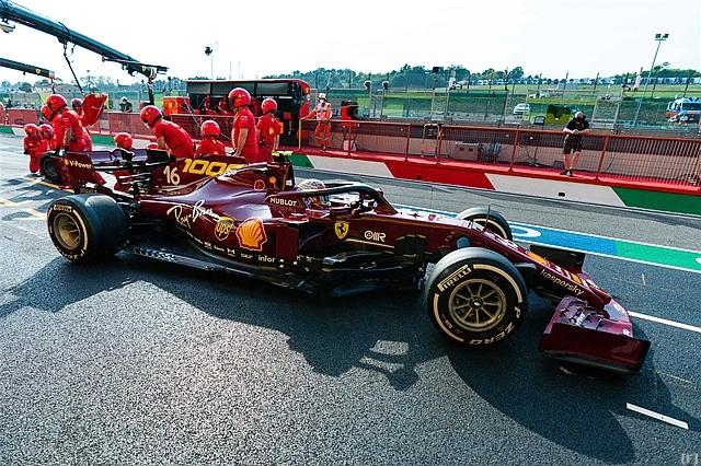 フェラーリ、ロシアGPで小規模アップデートを実施へ