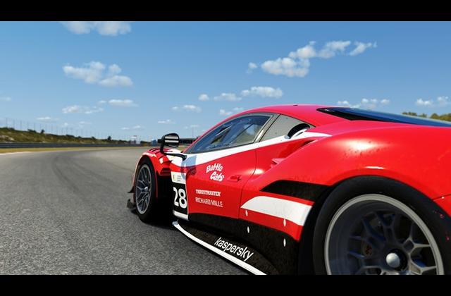 ポノス、フェラーリEsports FDAチームとパートナーシップ契約