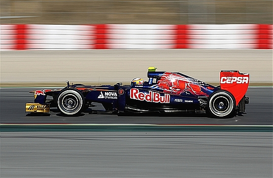 スクーデリア・トロ・ロッソ(Scuderia Toro Rosso) | 2012 | F1チーム | Formula Web -F1総合情報サイト-