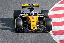 ルノー・スポール・F1チーム(Renault Sport Formula One Team)